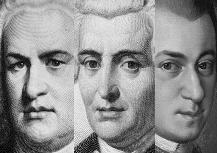a comparison of the styles of classic composers haydn mozart and beethoven